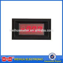 Medidor de panel digital PM213B con parámetro Diseño personalizado con instalación de perforación