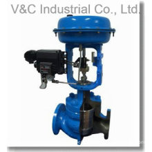 Electric Regulating Control Globe Valve for Fluid&Gas Control
