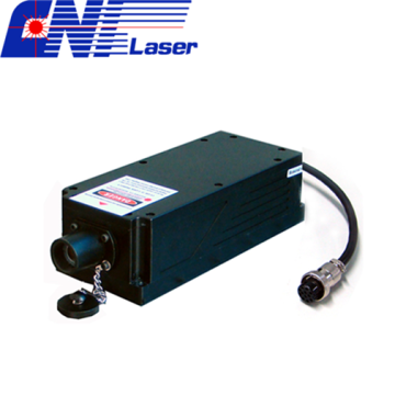 607 nm roter Laser