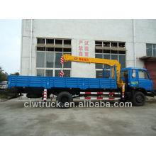 Dongfeng 4x2 Crane For Pickup Truck,6 ton crane truck