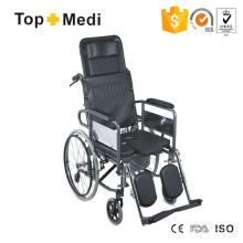 China Lieferant medizinisches Produkt Liegestuhl Rollstuhl