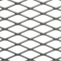 Powder Coated Flattened Expandable Diamond Sheet Metal Mesh