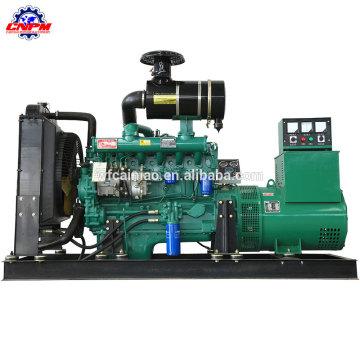 R6105AZD1 diesel generator 102KW diesel genset Spezielle stromerzeugung R6105AZD1 voller kupfer sechs zylinder diesel generator