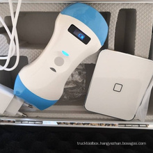 MT Medical Mini Wifi 128 elements Wireless Color doppler ultrasound Three probe scanner