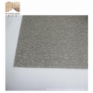 tecido de malha de cadeira de janela de plástico com preço de fábrica