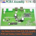 China Shenzhen turnkey completo serviço incluindo pcb design am fm rádio pcb placa de circuito