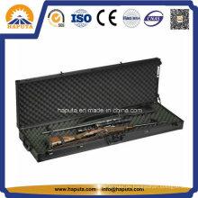 Schwarz Doppel Rifle Hard Case mit Schaum im Inneren (HG-1508)
