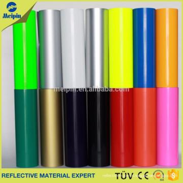 Refelctive heat transfer vinyl Laser cutting