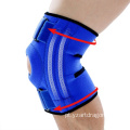 Breathable Open Patella Neoprene Knee Spring Support Compression Osteoarthritis Knee Protector Brace