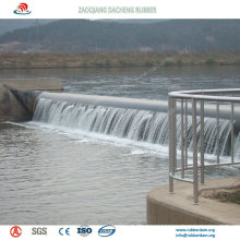 Durable Air Filled Inflatable Rubber Dam for Flood Protection