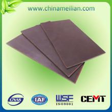 Placa laminada de fibra de vidrio epoxi