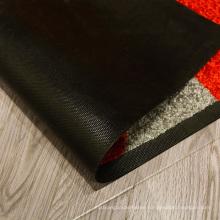 Nylon Custom Printed Floor Logo Mat For Advertisement