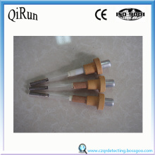 Pin Sampler for Molten Steel