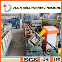Verstellbares Maschinenbaumaterial CU-geformte leichte Stahlkiel-Rollformmaschine