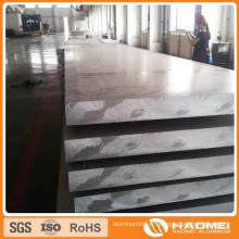 Plaque en aluminium de qualité DC pour panneau de camion 5083