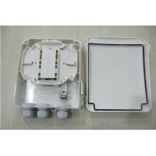 Fourniture d'usine 4/8/16/24/48 Corps Boîte de terminaison en fibre optique extérieure murale Meilleur prix Petite boîte