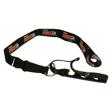 Promotional Lanyard With Climbing Carabiner Mountaineering