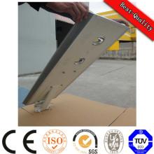 Tout en un Chine usine directement vente 8W 12W 15W 18W 20W 25W 30W 40W 50W 60W 70W 80W LED réverbères intégrés solaires