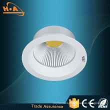 10W LED Down Lamp para Residencial Comercial e Engenharia