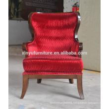 Wave Line Fabric Arm Sofa In Fashion Design XYN230