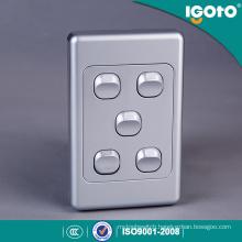 Silver Color Best Seller Australian Switch