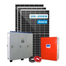 Pupolar 220 volt off grid solar power kit system
