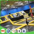 ASTM China Professional Manufacturer Be Customized Kids Indoor Trampoline Bed for Amusement Trampoline Park