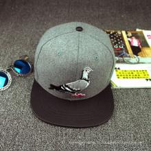 6 Painel Corduroy Snapback Hat Atacado
