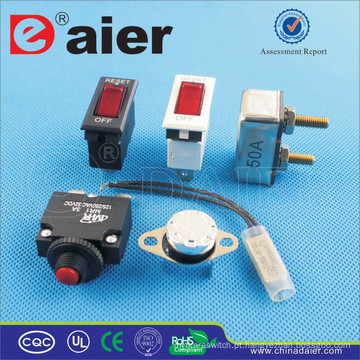 Tipo Daier de disjuntor elétrico diminuto, disjuntor elétrico /