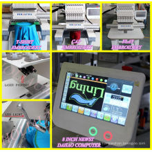 China Embroidery Factory 1 Head Computerized T-Shirt Cap Embroidery Machine Ho1501c