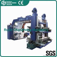 4 Colour Non Woven Fabric Flexo Printing Machine (CH884 Series)