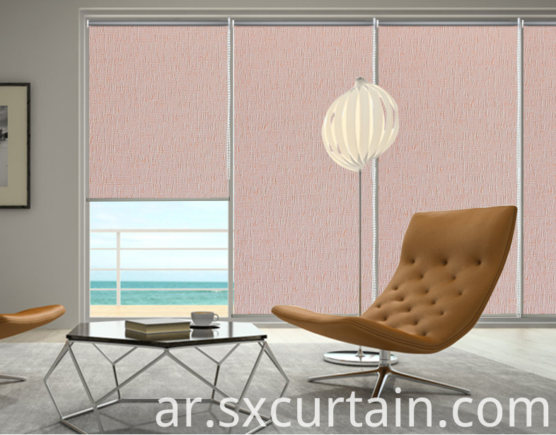 Jacquard Dyed Curtain Shade