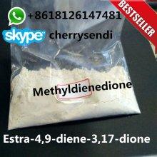 Methyldienedione en polvo CAS 5173-46-6 para culturismo Prohormone Steroids