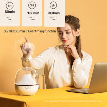 Scents Diffuser Air Anion Aromatherapy Essential Oil Aroma Humidifier Bamboo Nebulizing Diffuser Fresh Aroma Diffuser
