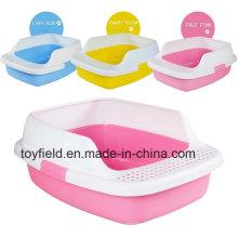 Pet Toilet portátil Traning Pad Dog Potty Mat