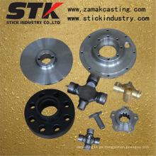 Piezas de metal de precisión por CNC de mecanizado y torneado (STK-C-1026)