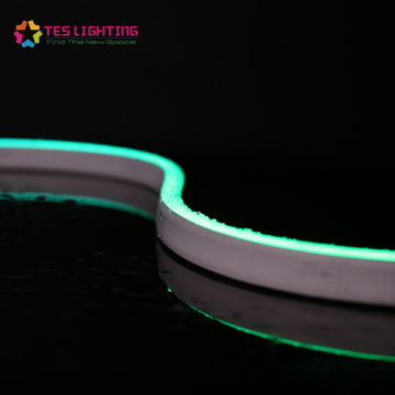 Luces de tira LED de neón impermeables IP68 direccionables Flex