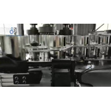 Metalldosenmaschine für Ketchup / Getränke