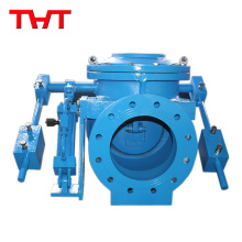 China suppler slow closing angle potable water check valve piston type