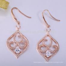 Boucle d'oreille en argent sterling 925 stud jhumke boucle d'oreille bijoux
