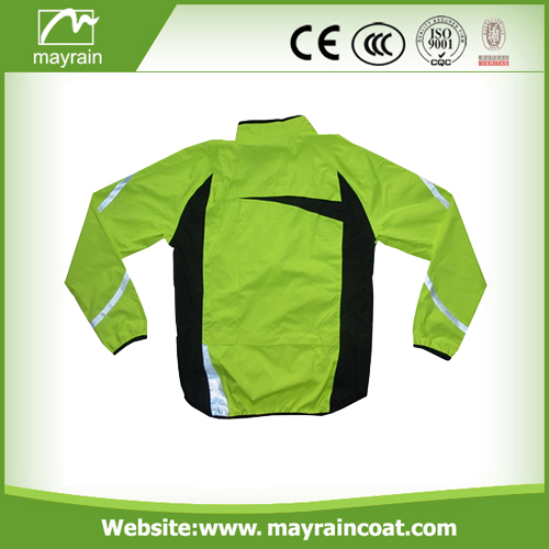Polyester Men Jacket for Runing