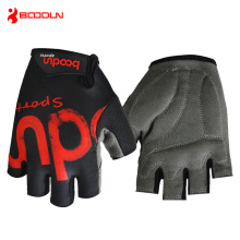 Customized Bike Gloves with Half Fingers (212000)