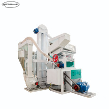 Automatic rice mill machine with lower broken rate