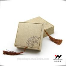 2016 neue Design Verpackung Schmuck oder kleine Pappschachtel zu sehen