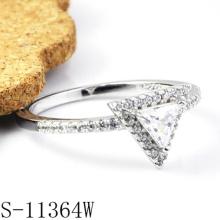 Anillo de joyería de moda de alta calidad de plata 925