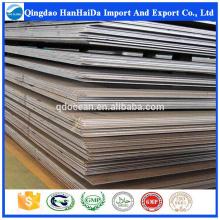 Поставлять в Китай лучшее качество Кортен стальной плиты corten стали с умеренной ценой, на горячий продавать !!