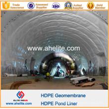 Geomembrana do HDPE do PVC de PE EVA Ecb para o túnel