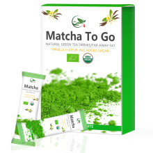 Matcha Single Serve Sticks , Matcha Serve Packaging , Matcha Powder