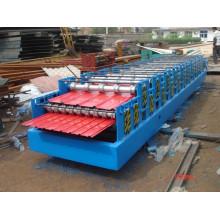 Профилегибочная машина для производства двухслойных рулонов из цветной стали с самой низкой ценой