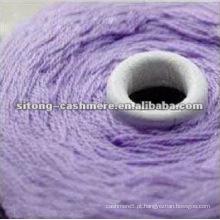 100% fio de cashmere para suéter / cachecol / boné